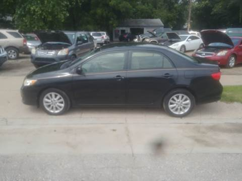 2009 Toyota Corolla for sale at D & D Auto Sales in Topeka KS