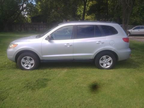 2009 Hyundai Santa Fe for sale at D & D Auto Sales in Topeka KS