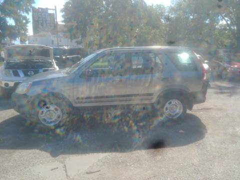 2006 Honda CR-V for sale at D & D Auto Sales in Topeka KS