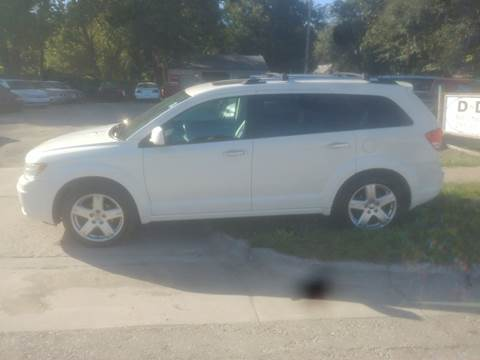 2010 Dodge Journey for sale at D & D Auto Sales in Topeka KS