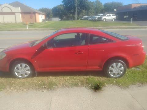 2006 Chevrolet Cobalt for sale at D & D Auto Sales in Topeka KS