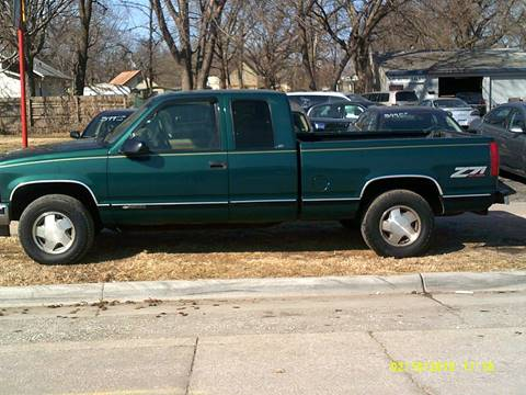 1997 Chevrolet C/K 1500 Series for sale at D & D Auto Sales in Topeka KS