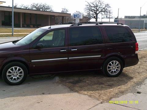 2006 Buick Terraza for sale at D & D Auto Sales in Topeka KS