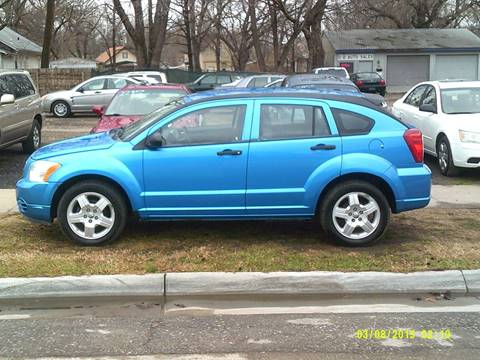 2008 Dodge Caliber for sale at D & D Auto Sales in Topeka KS