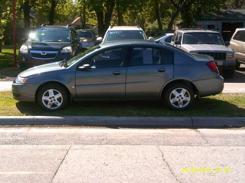 2007 Saturn Ion for sale at D & D Auto Sales in Topeka KS