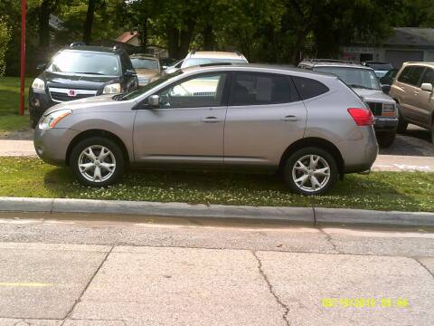 2008 Nissan Rogue for sale at D & D Auto Sales in Topeka KS