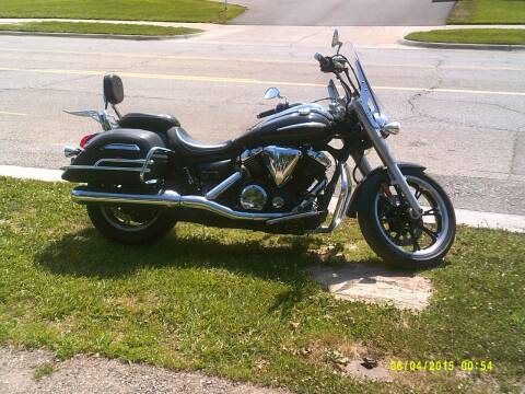 2013 Yamaha V-Star for sale at D & D Auto Sales in Topeka KS