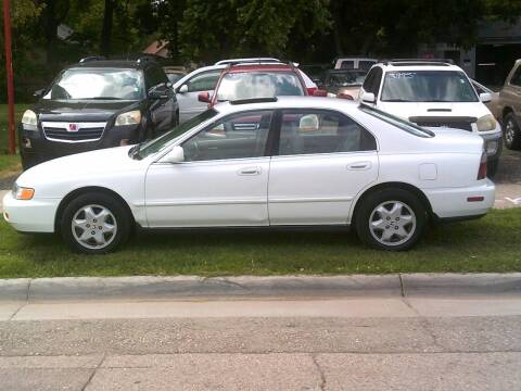 1997 Honda Accord for sale at D & D Auto Sales in Topeka KS