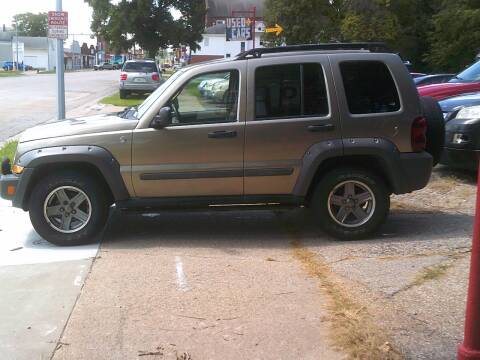 2005 Jeep Liberty for sale at D & D Auto Sales in Topeka KS