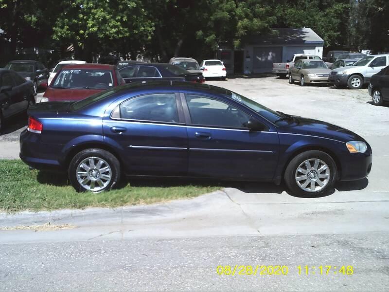 2006 Chrysler Sebring for sale at D & D Auto Sales in Topeka KS