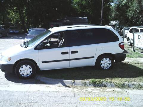 2006 Dodge Caravan for sale at D & D Auto Sales in Topeka KS