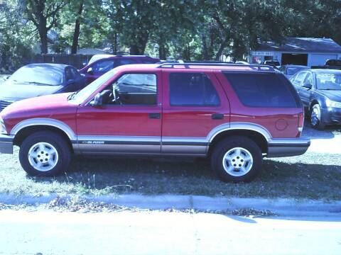 used 1996 chevrolet blazer for sale in new jersey carsforsale com carsforsale com