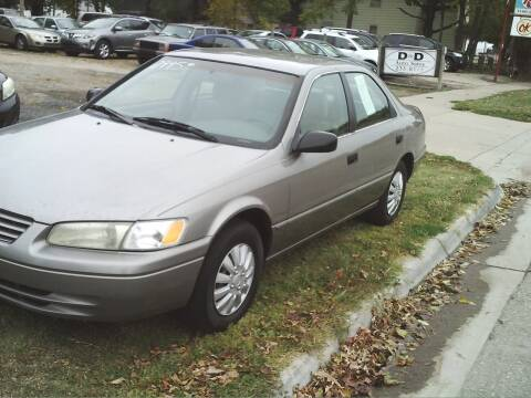 1999 Toyota Camry for sale at D & D Auto Sales in Topeka KS