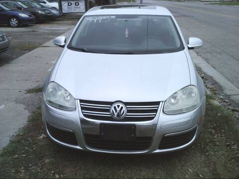 2008 Volkswagen Jetta for sale at D & D Auto Sales in Topeka KS