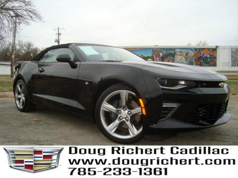 2017 Chevrolet Camaro for sale in Topeka, KS