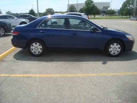 2004 Honda Accord for sale in Topeka, KS