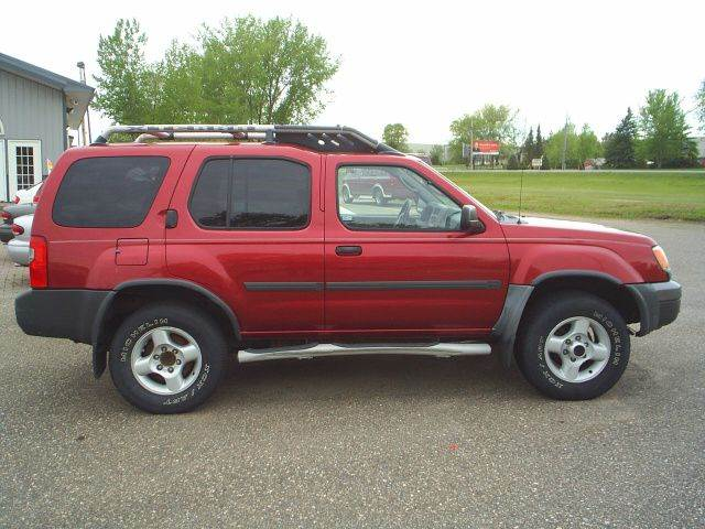 2001 Nissan Xterra 4dr XE V6 4WD SUV - Hutchinson MN