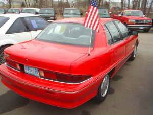 1995 Buick Skylark Custom 4dr Sedan - Hutchinson MN