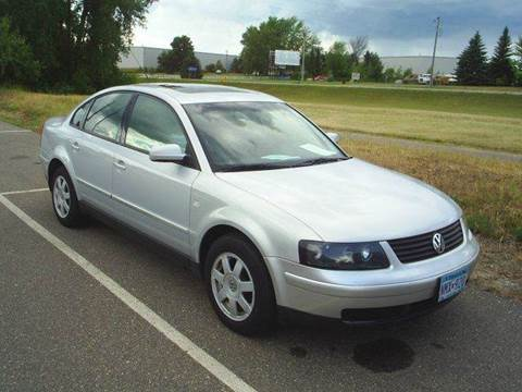 1999 Volkswagen Passat for sale in Hutchinson, MN