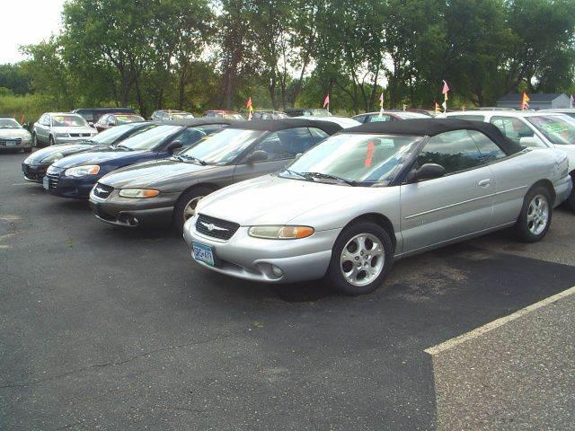 2001 Pontiac Sunfire GT 2dr Coupe - Hutchinson MN