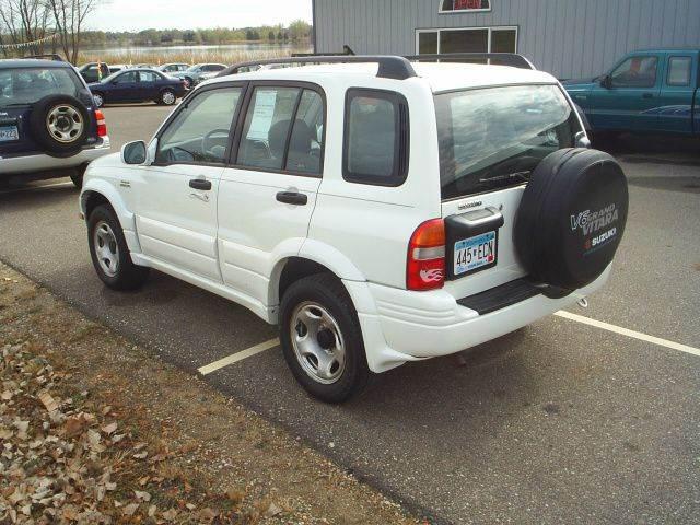 1999 Suzuki Grand Vitara 4dr JLX 4WD SUV - Hutchinson MN