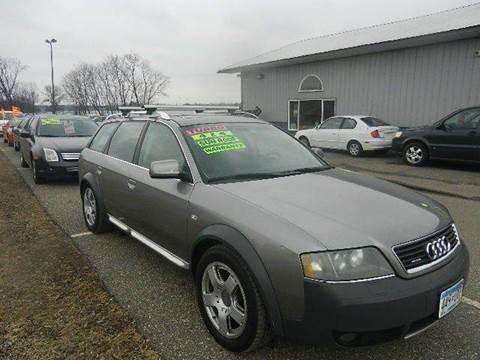 2004 Audi Allroad Quattro for sale in Hutchinson, MN