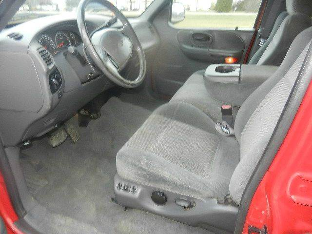 2001 Ford F-150 4dr SuperCrew XLT 4WD Styleside SB - Hutchinson MN