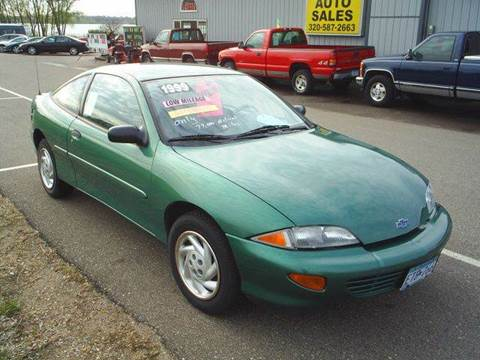 1999 Chevrolet Cavalier for sale in Hutchinson, MN
