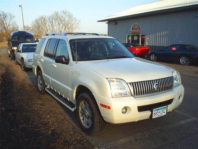 2004 Mercury Mountaineer AWD 4dr SUV - Hutchinson MN