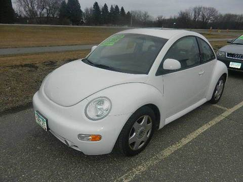 1998 Volkswagen New Beetle for sale in Hutchinson, MN