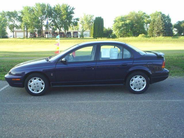 1996 Saturn S-Series SL2 4dr Sedan - Hutchinson MN