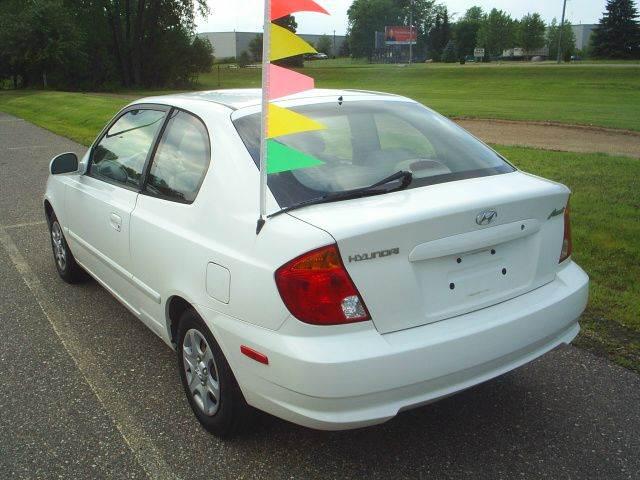 2005 Hyundai Accent GLS 2dr Hatchback - Hutchinson MN