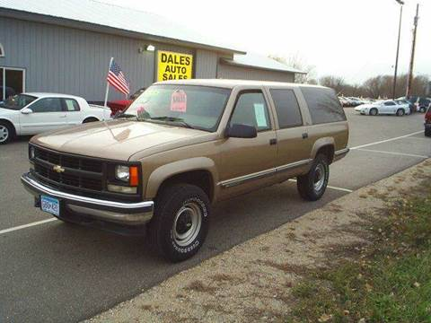 1994 Chevrolet Suburban for sale in Hutchinson, MN