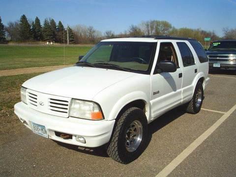 2000 Oldsmobile Bravada for sale in Hutchinson, MN
