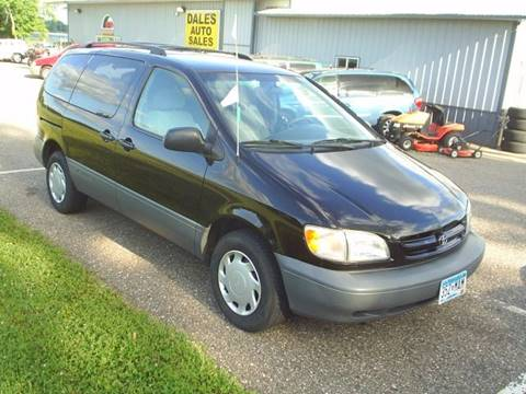 1999 Toyota Sienna for sale in Hutchinson, MN