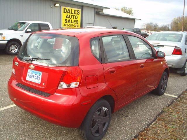2006 Chevrolet Aveo LS 4dr Hatchback - Hutchinson MN