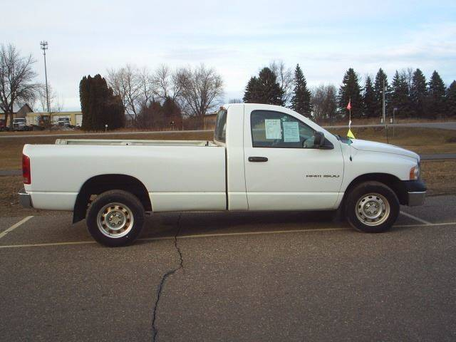 2005 Dodge Ram Pickup 1500 2dr Regular Cab SLT Rwd LB - Hutchinson MN