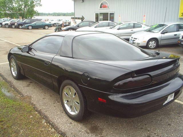 1995 Chevrolet Camaro 2dr Hatchback - Hutchinson MN