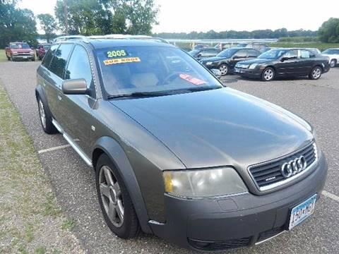 2005 Audi Allroad Quattro for sale in Hutchinson, MN