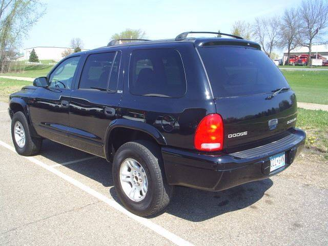 2002 Dodge Durango SLT 4WD 4dr SUV - Hutchinson MN