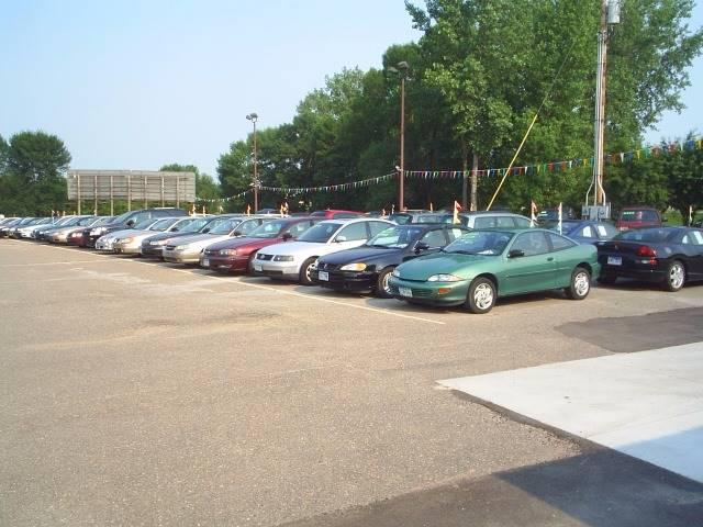 2003 Chevrolet Malibu 4dr Sedan - Hutchinson MN
