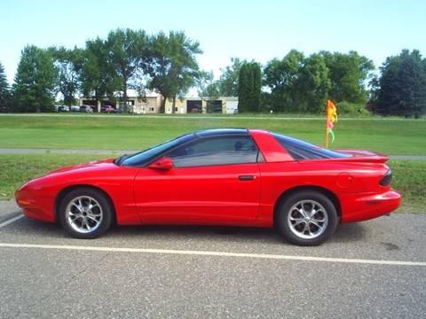1994 Pontiac Firebird for sale in Hutchinson, MN