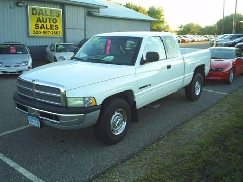 2002 Dodge Ram Pickup 2500 for sale in Hutchinson, MN
