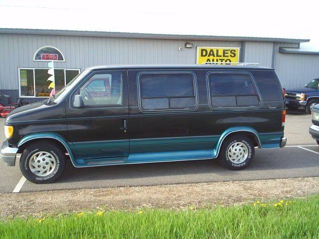 1993 Ford E 150 Conversion Van