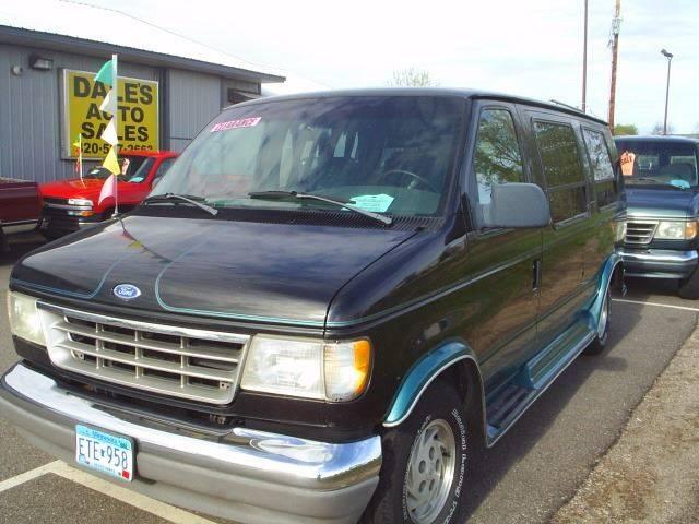 1993 Ford E 150 Conversion Van In Hutchinson MN