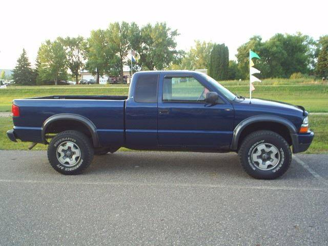 1998 chevrolet s 10 2dr zr2 4wd extended cab sb in hutchinson mn vehicle options sciox Images