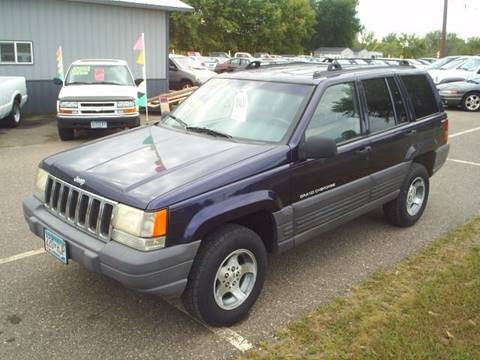 1997 Jeep Grand Cherokee for sale in Hutchinson, MN