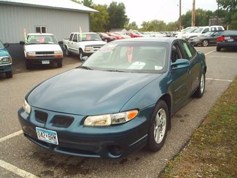 2003 Pontiac Grand Prix for sale in Hutchinson, MN