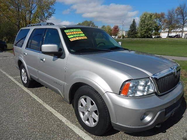 2003 Lincoln Navigator Luxury 4wd 4dr Suv In Hutchinson Mn Dales