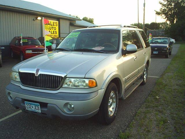 suv sales mn lincoln auto in veh navigator vehicle dales options hutchinson
